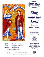 Publicity poster for concert, 16 June 2006