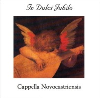 front cover of Cappella's second CD, In Dulci Jubilo