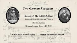 website banner Schutz Brahms